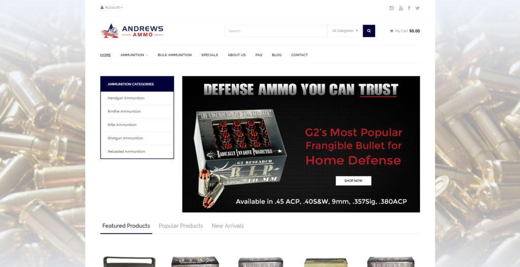 Andrew's Ammo