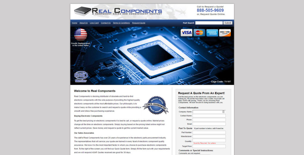Real Components
