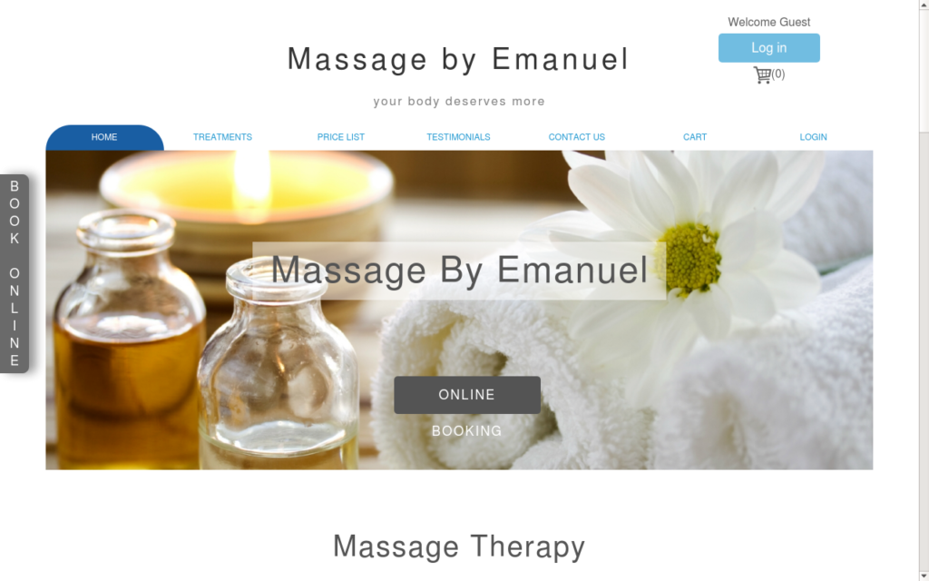 Massage By Emanuel